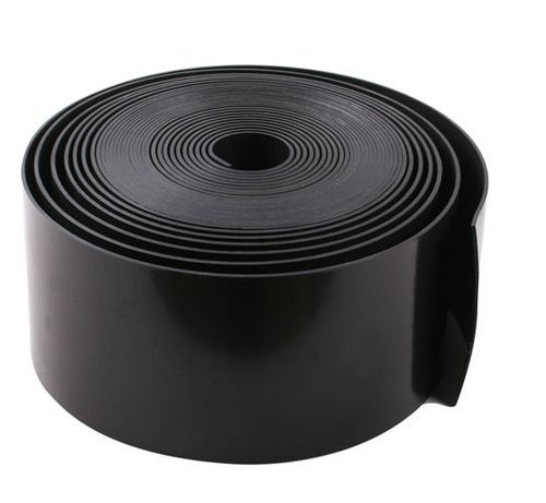 lawn edge BLACK - Thickness: 1 mm - Height: 10 - 12 - 15 and 20 cm