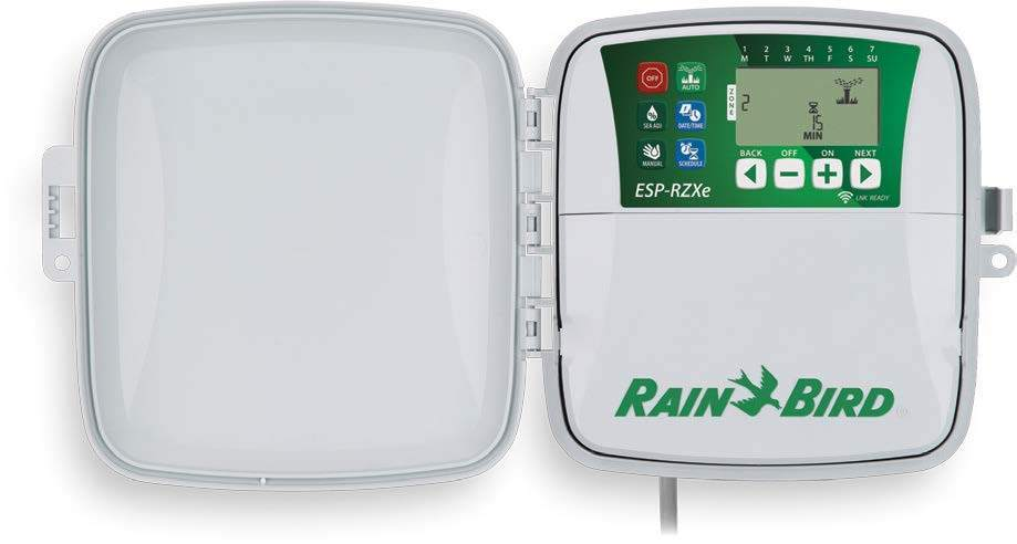 RAIN BIRD RZXe6-120V - ESP-RZX Series 6-Station Outdoor Controller