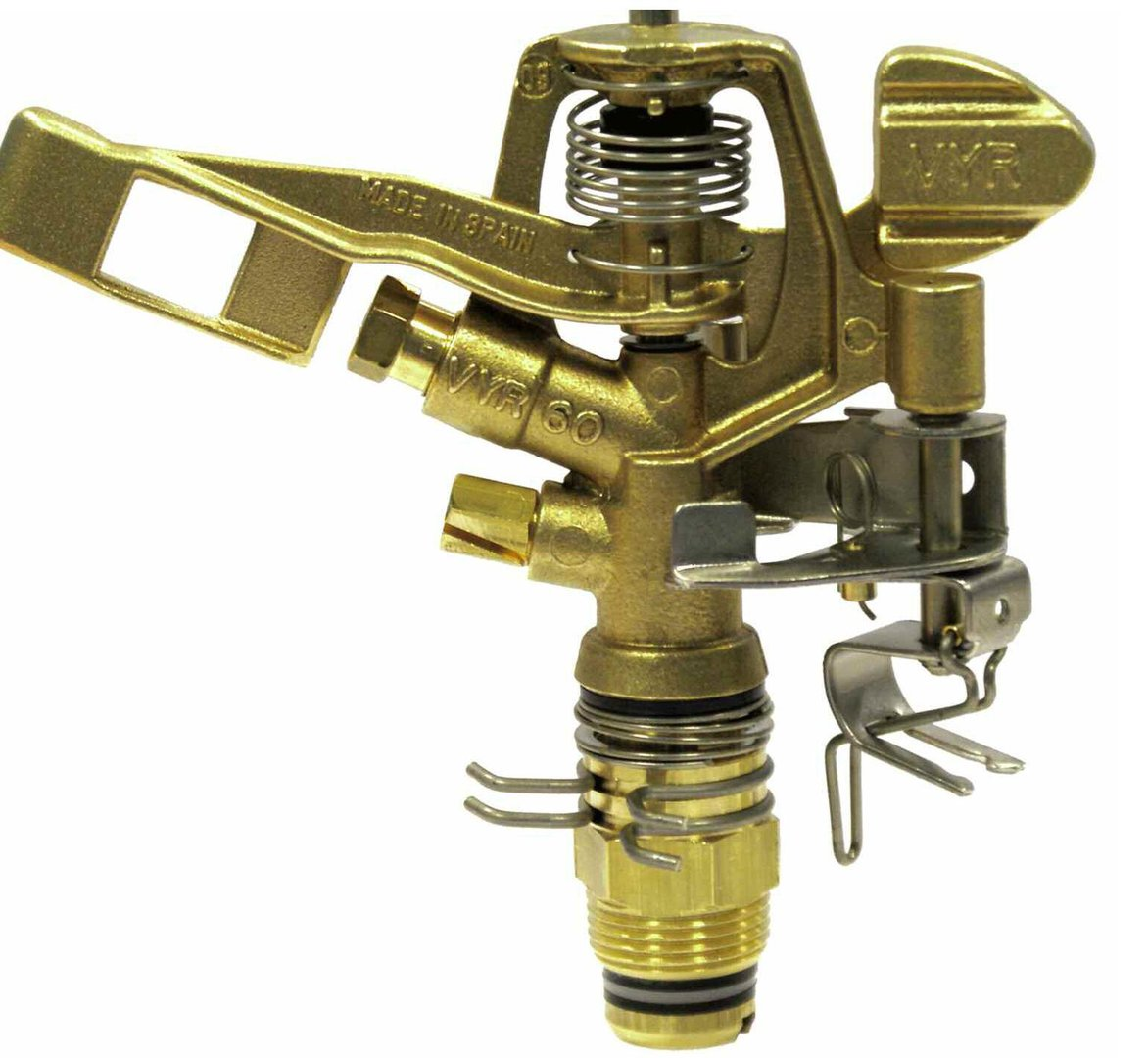 "VYRSA VYR 60 Impact Rotor Sprinkler 3/4"" male thread, part-and full circle"