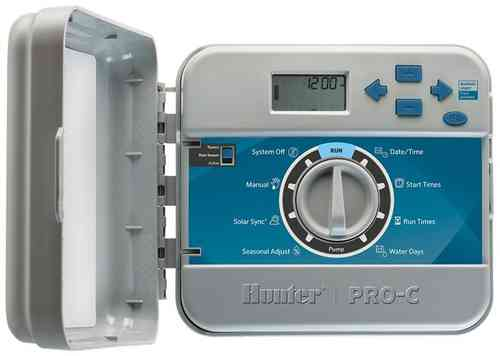 Hunter Pro C-401i / 4-station base module controller indoor