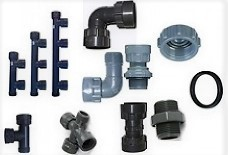 DURA PVC- couplings/ manifolds