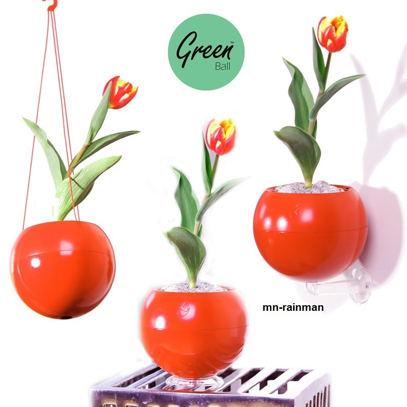 GreenBall orange 3 in 1 Topf