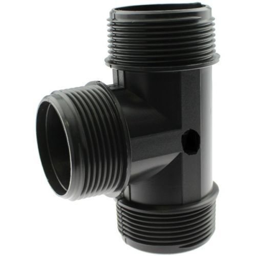"T-piece 1/2 ""male x 1/2"" male x 1/2 ""male thread fitting"