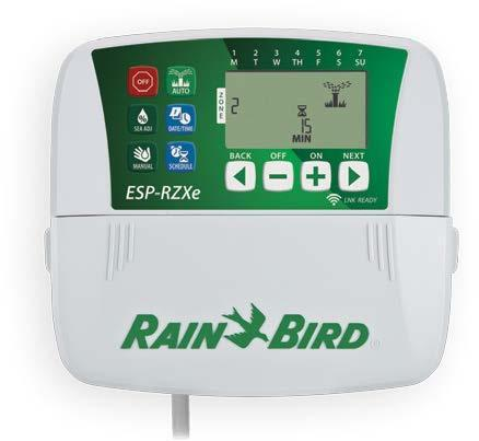 RAIN BIRD - RZXe6I-120V - ESP-RZX Series 6-Station Indoor Controller